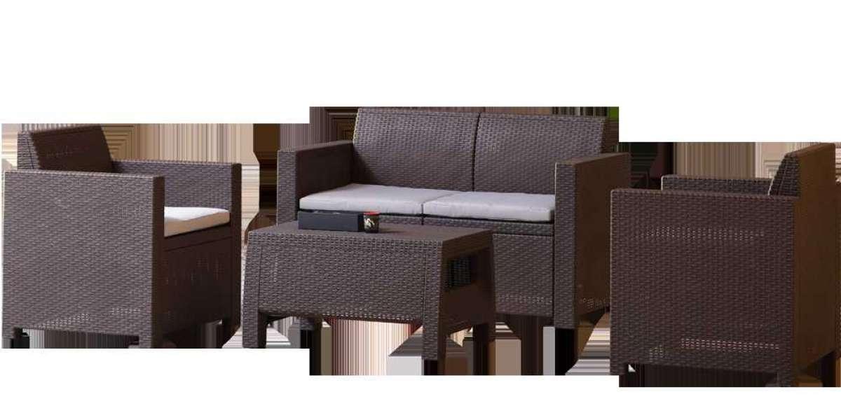 Benefits of Insahre Rattan Garden Furniture for Your Garden