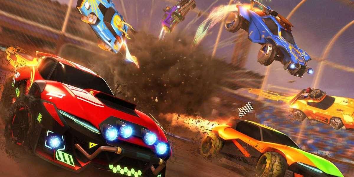 Rocket League Season three is a celebration of velocity